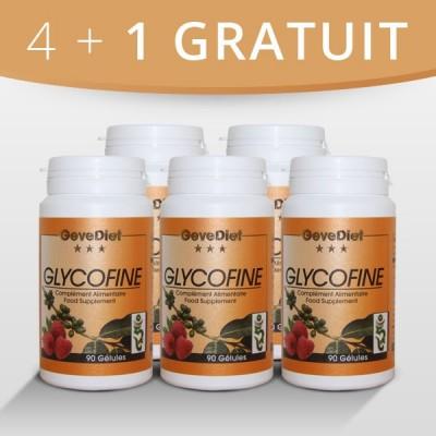 Glycofine 4+1 gratuit
