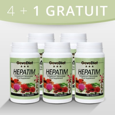 Hepatim 4+1 gratuit