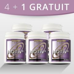 Motiv+ 4+1 gratuit