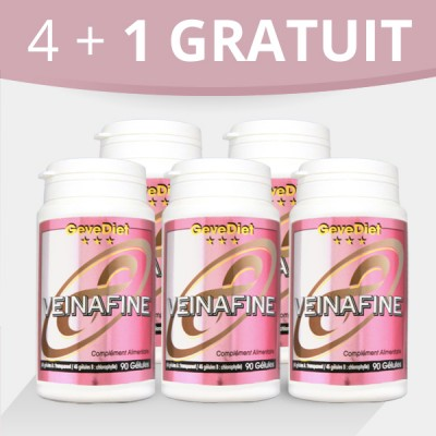 Veinafine 4+1 gratuit